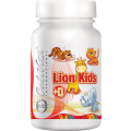 Lion Kids +D ( 90tab ) Multivitamin za djecu